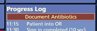 antibiotic reminder